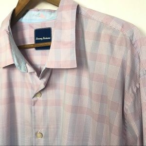 Tommy Bahama Mens Button Up Shirt Size XXL